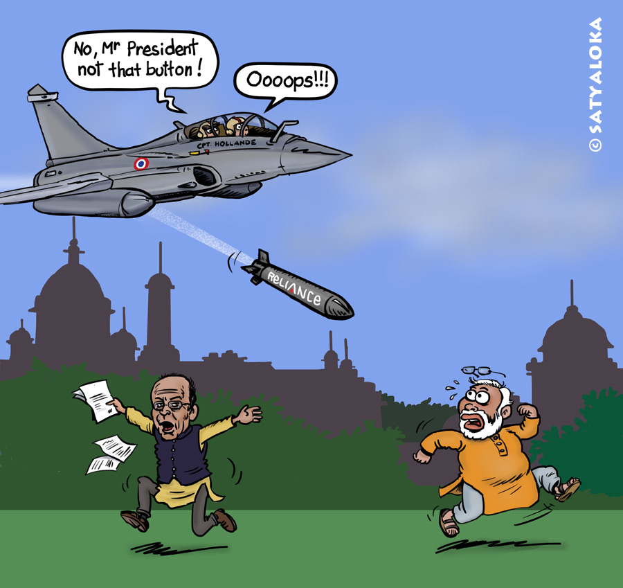The Rafale scam